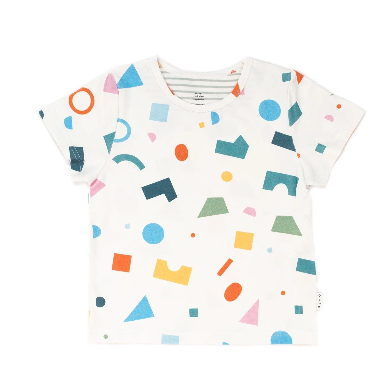 Shapes Tee