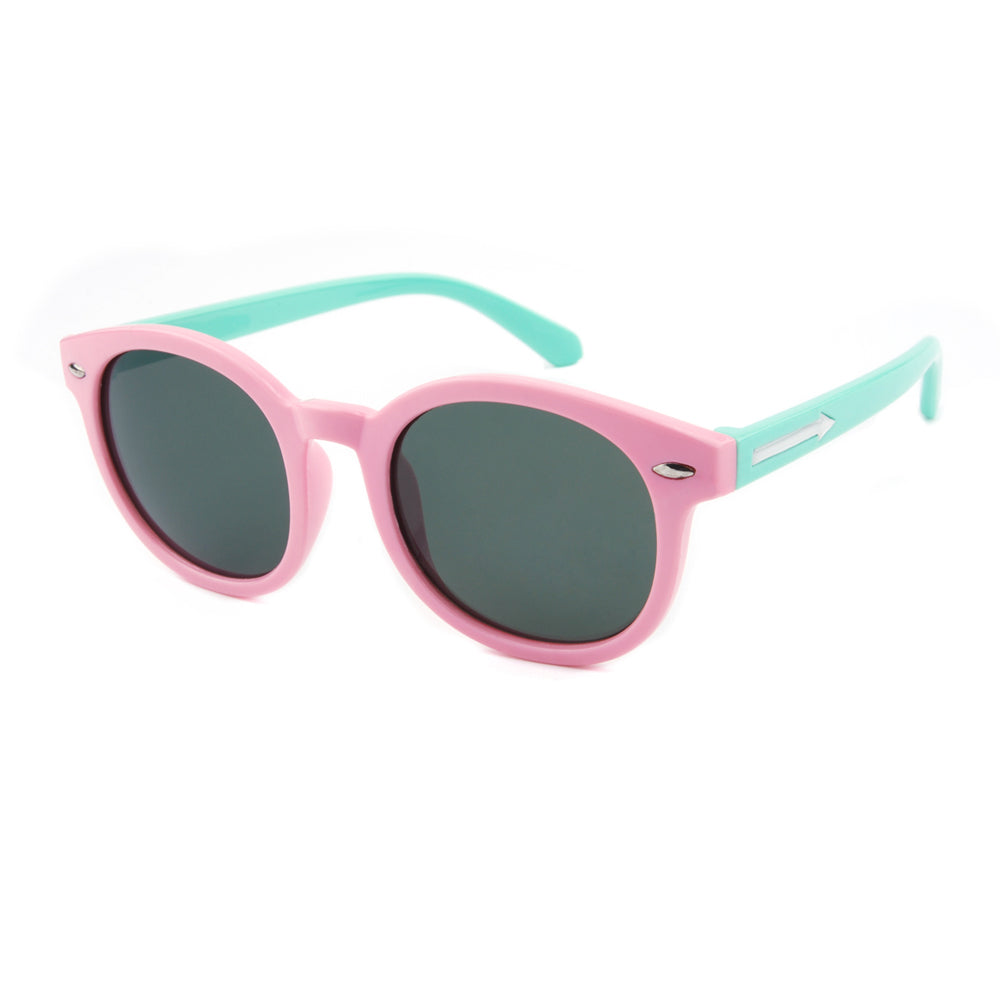 Shady Sunglasses (Pink/Mint)