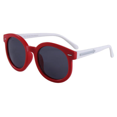 Shady Sunglasses (Red/White)
