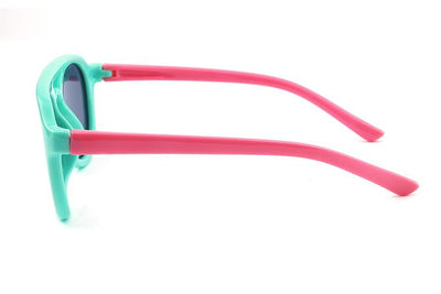 Hey Gorgeous Sunglasses (Mint/Pink)