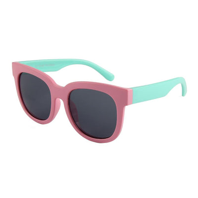 Eye Rollers Sunglasses (Pink/Mint)