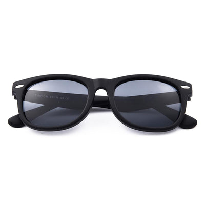 Retro Sunglasses (Black)