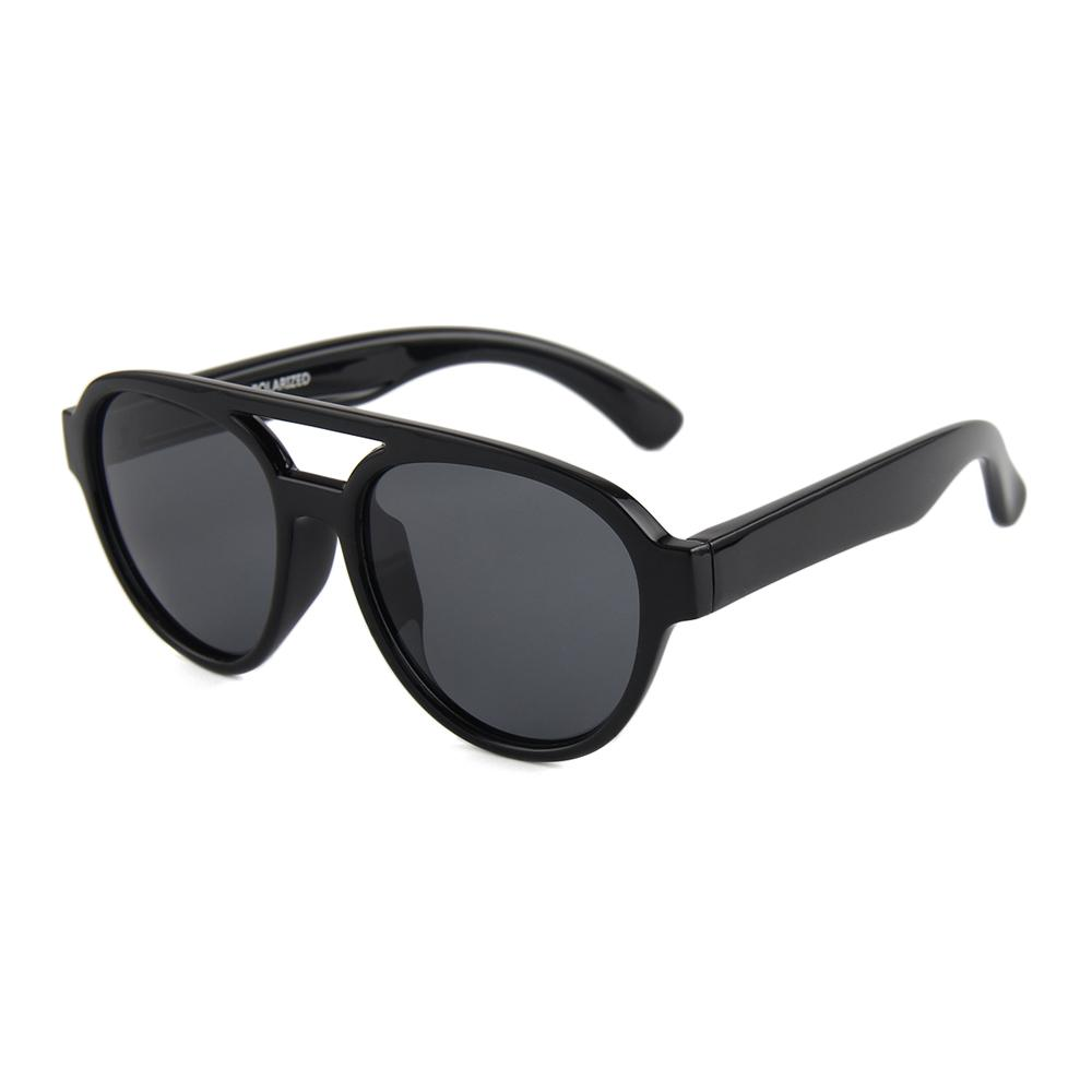 Trendsetter Sunglasses (Gloss Black)