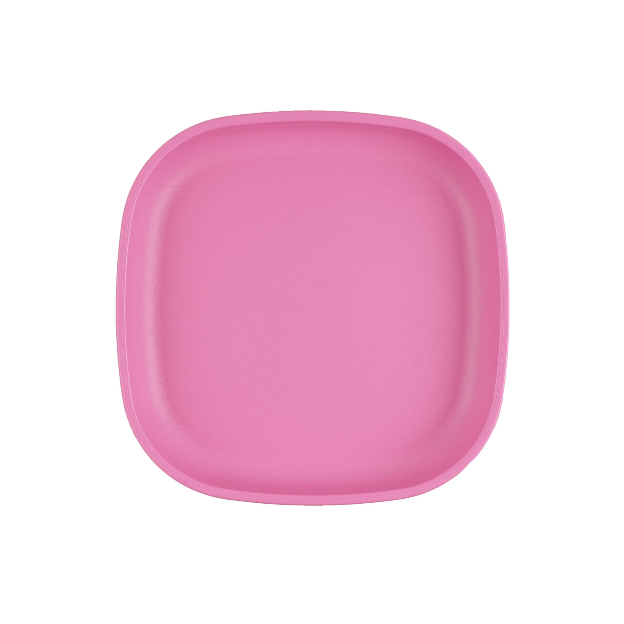 Large Flat Plate (Bright Pink)