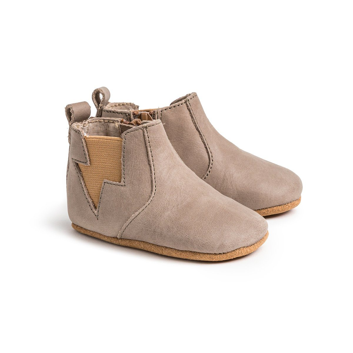 Baby Electric Boots (Taupe)