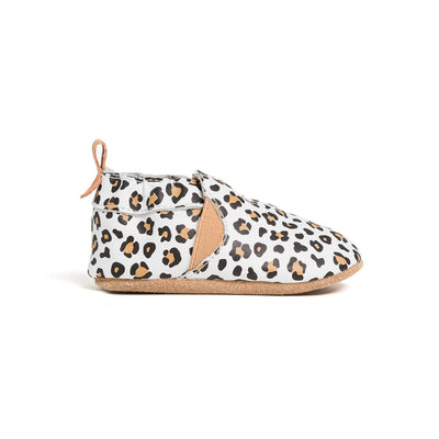 Slip On (White Leopard)