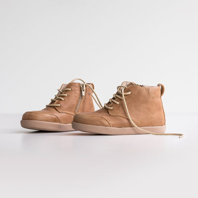 Archie Boot (Tan)