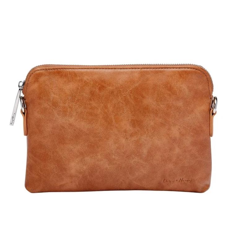 Nappy Clutch (Tan)