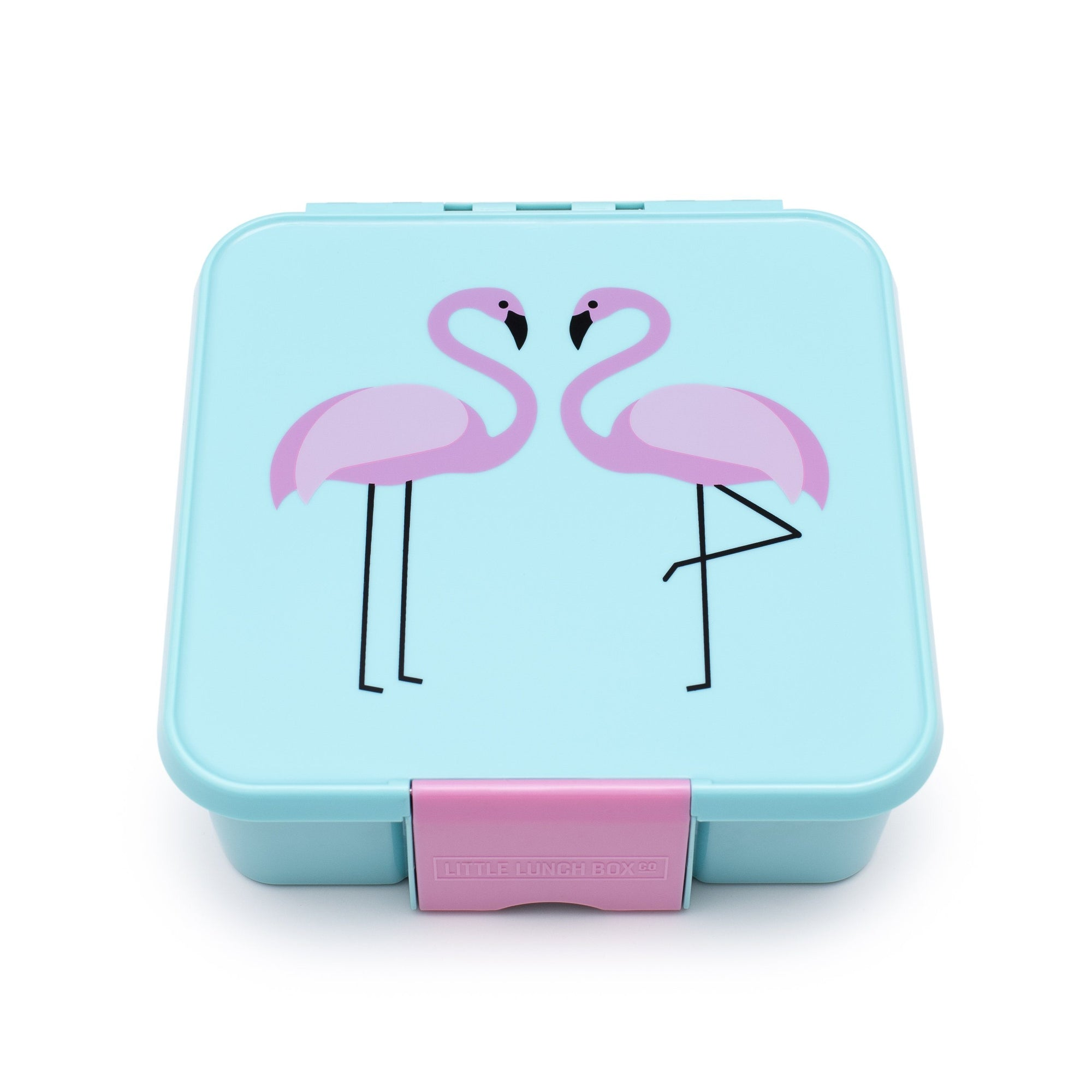 Bento Two Lunch Box (Flamingo)