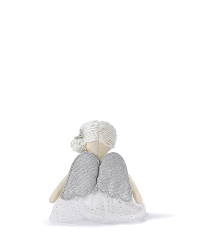 Mini Isabella Angel (White)