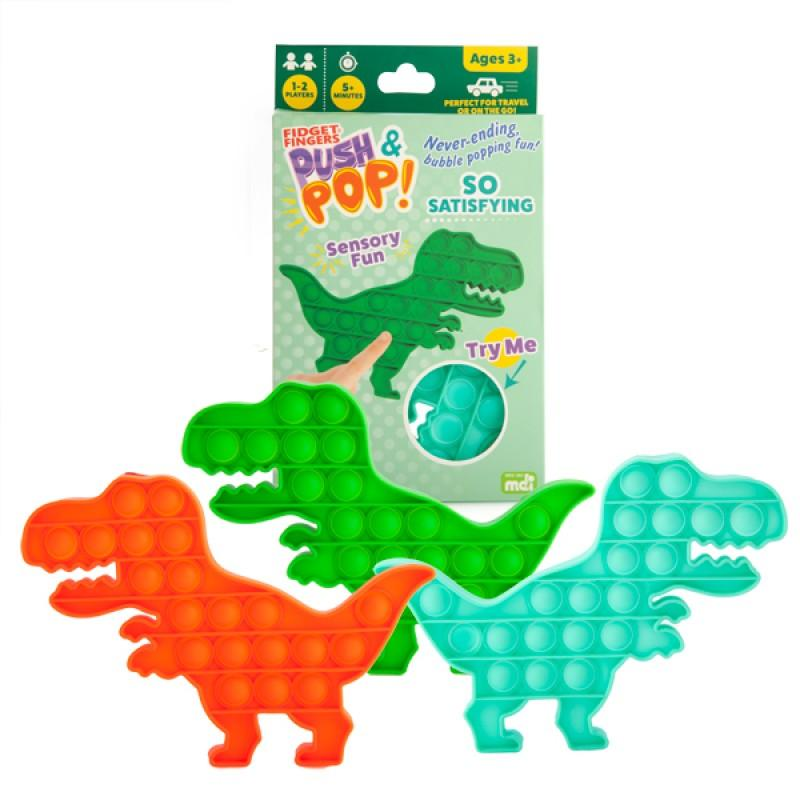 Push & Pop Dinosaur