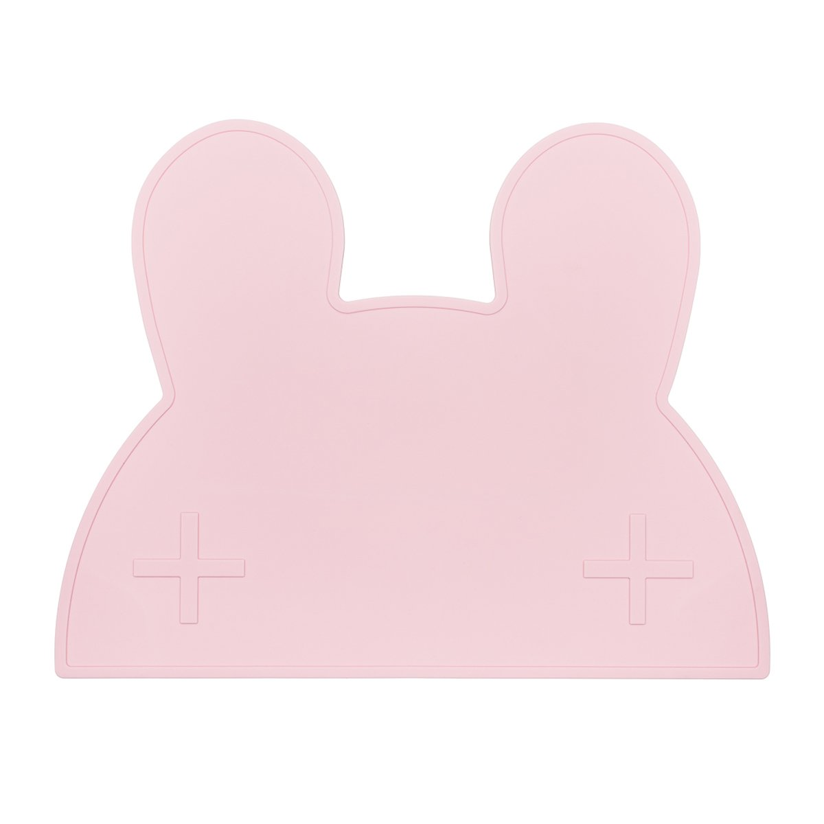Bunny Placemat (Powder Pink)