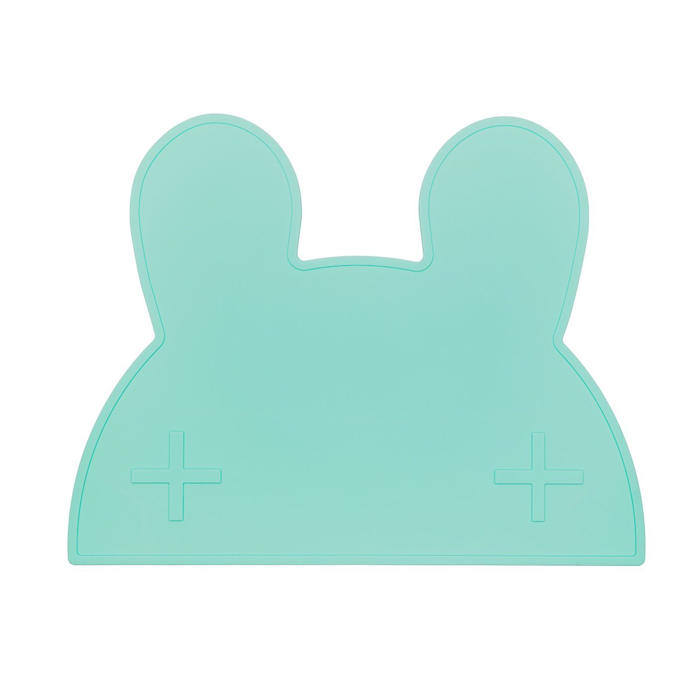 Bunny Placemat (Minty Green)