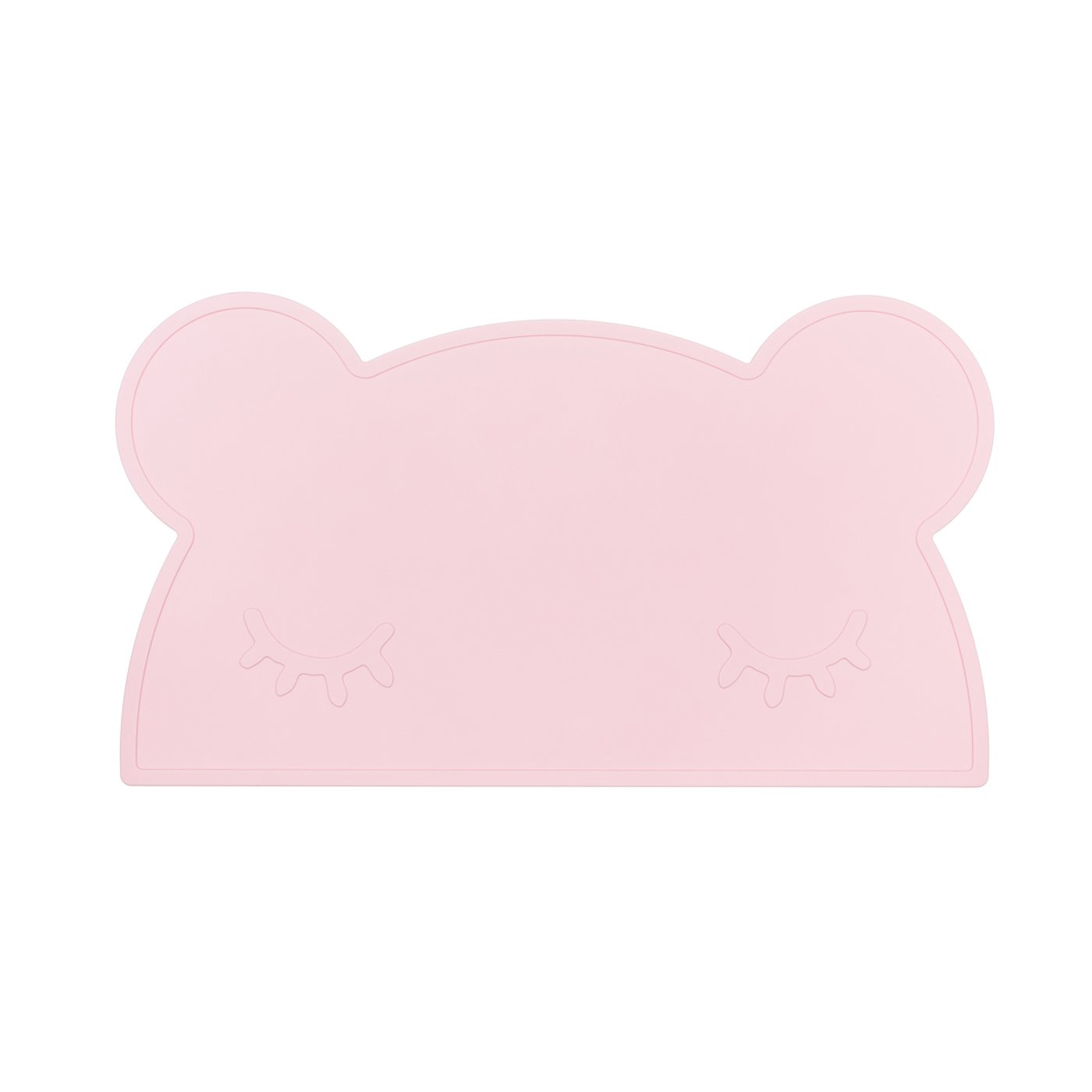 Bear Placemat (Powder Pink)
