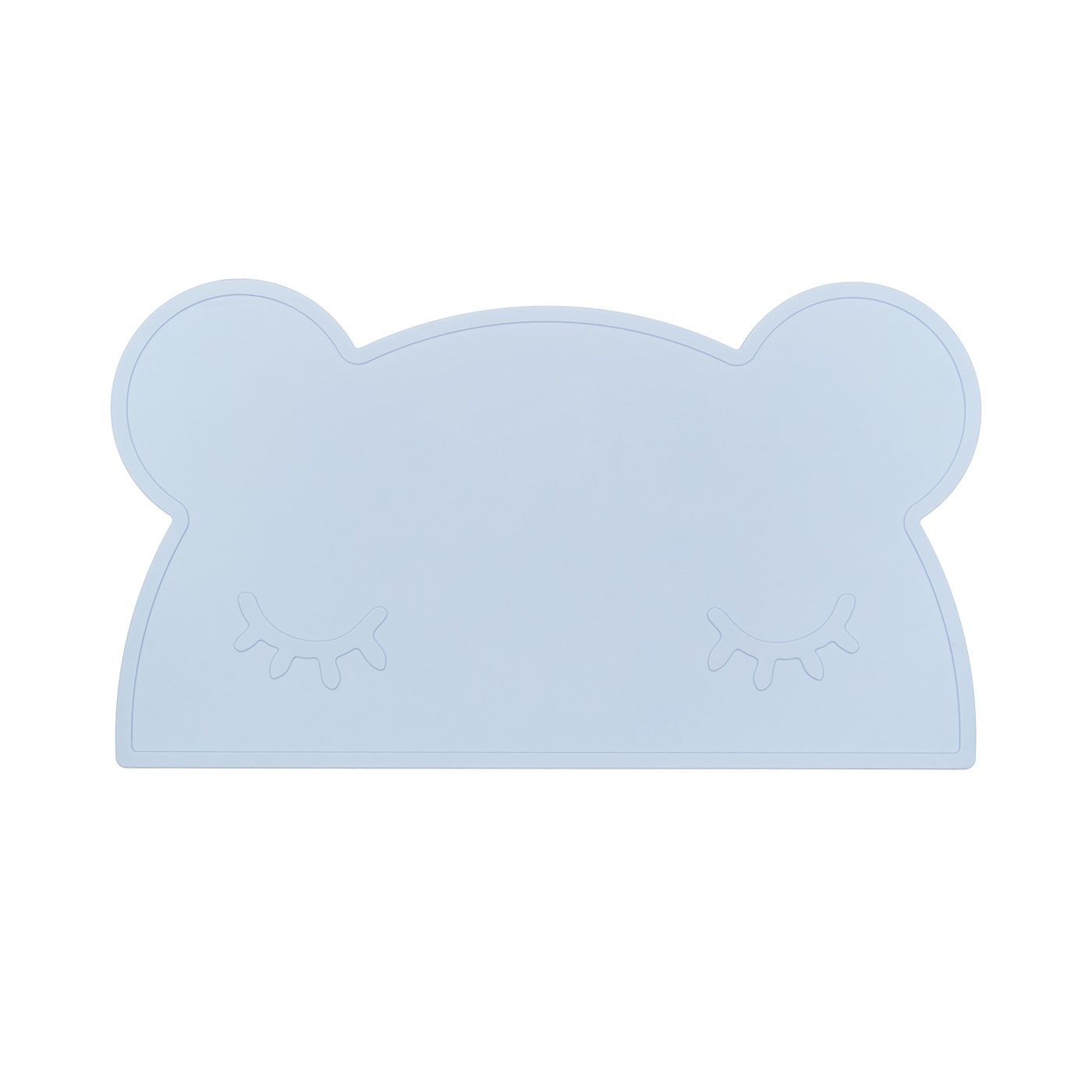 Bear Placemat (Powder Blue)