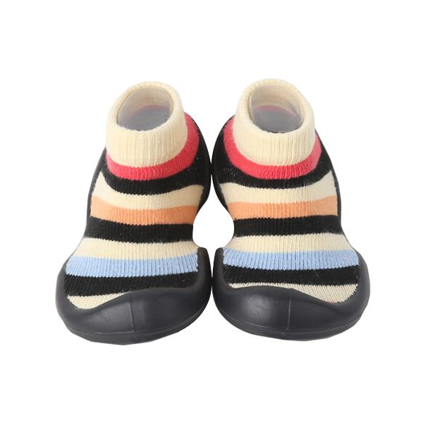 Rainbow Ring Shoes (Black)