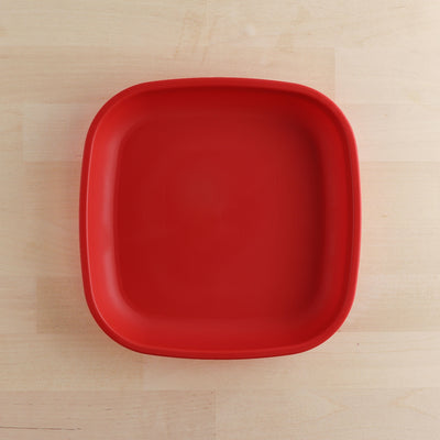 Flat Plate (Red)