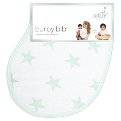 Dream Stars Burpy Bib