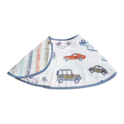 Hit the Road Burpy Bib