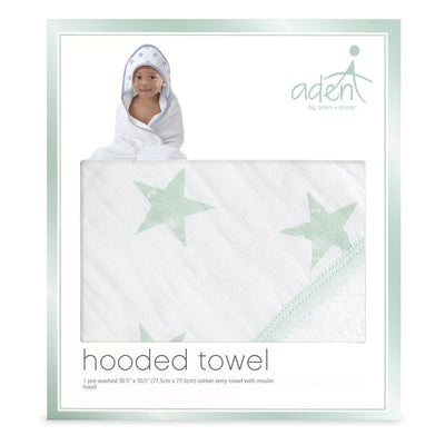 Dream Stars Hooded Towel