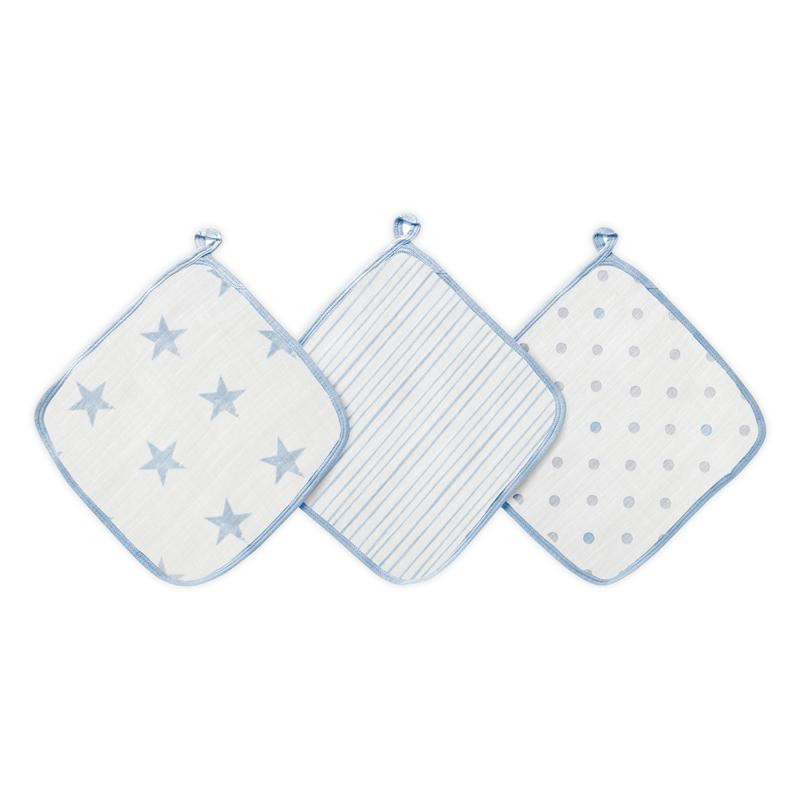 Dapper Wash Cloths (3 Pack)