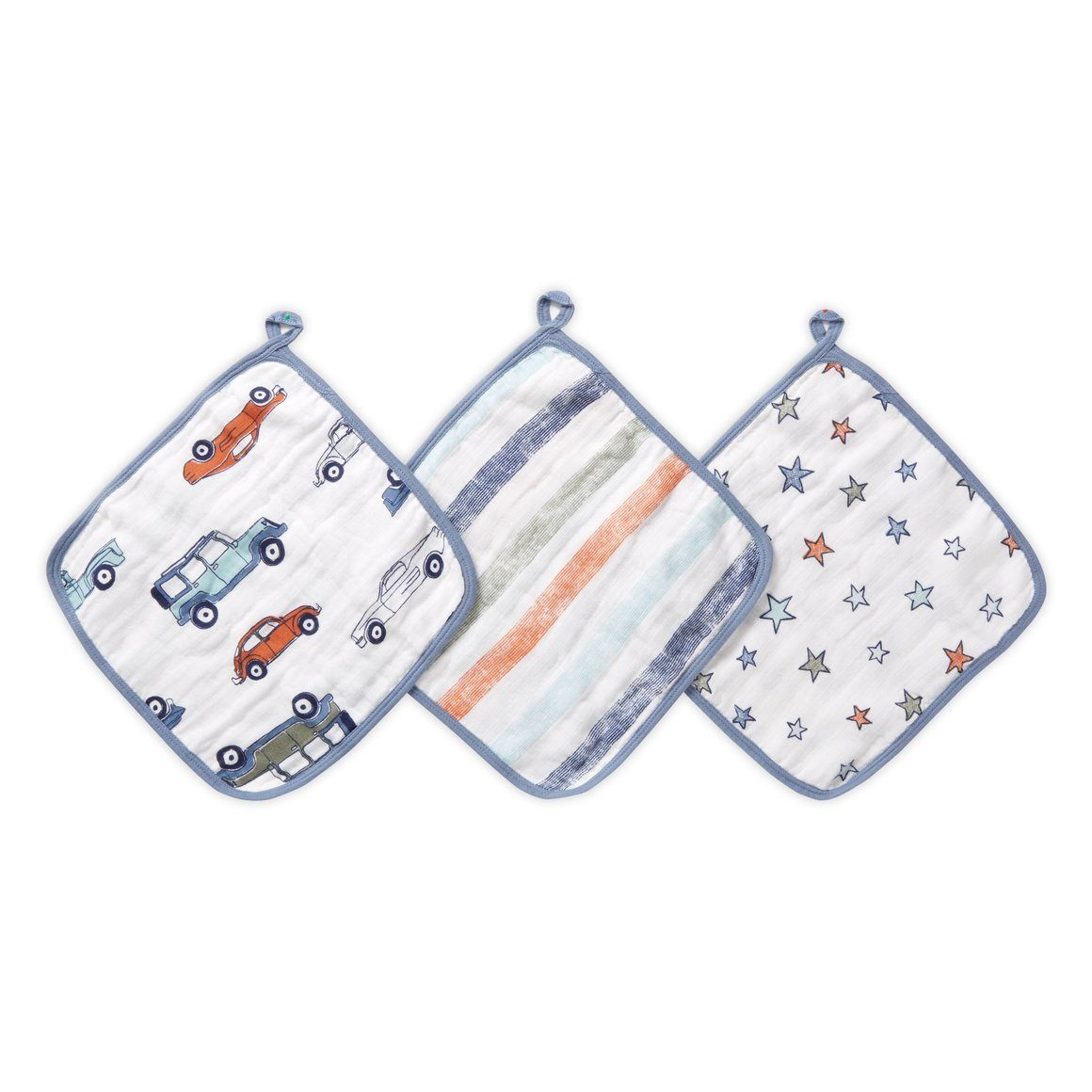 Hit the Road Wash Cloths (3 Pack)