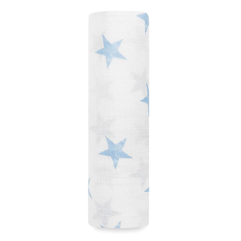 Dapper Stars Single Swaddle