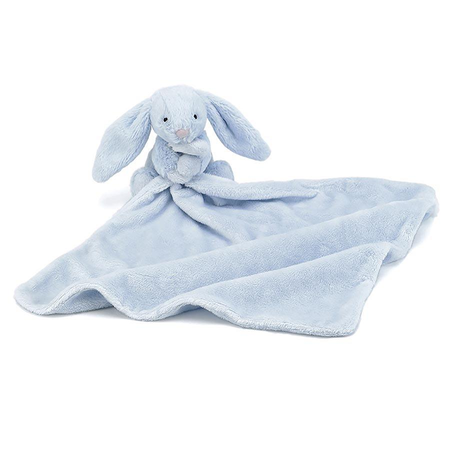Bashful Blue Bunny Soother