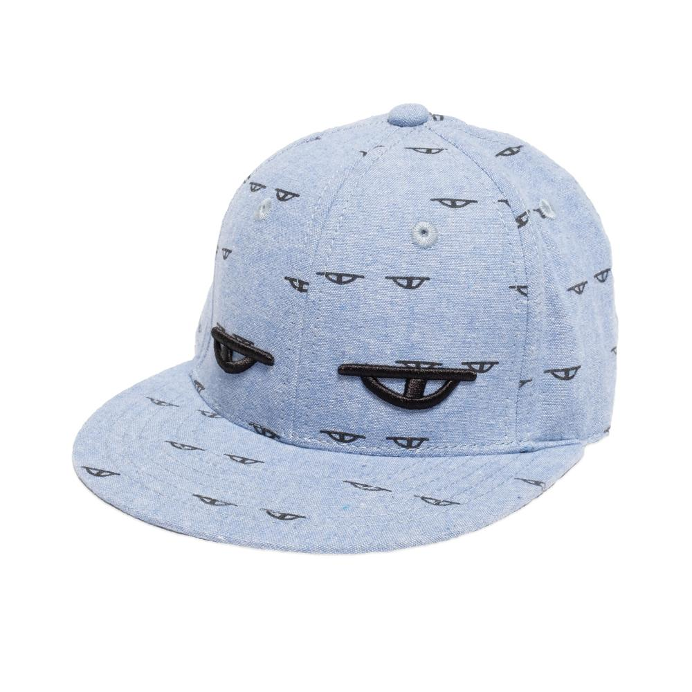 Eyes Repeat Cap