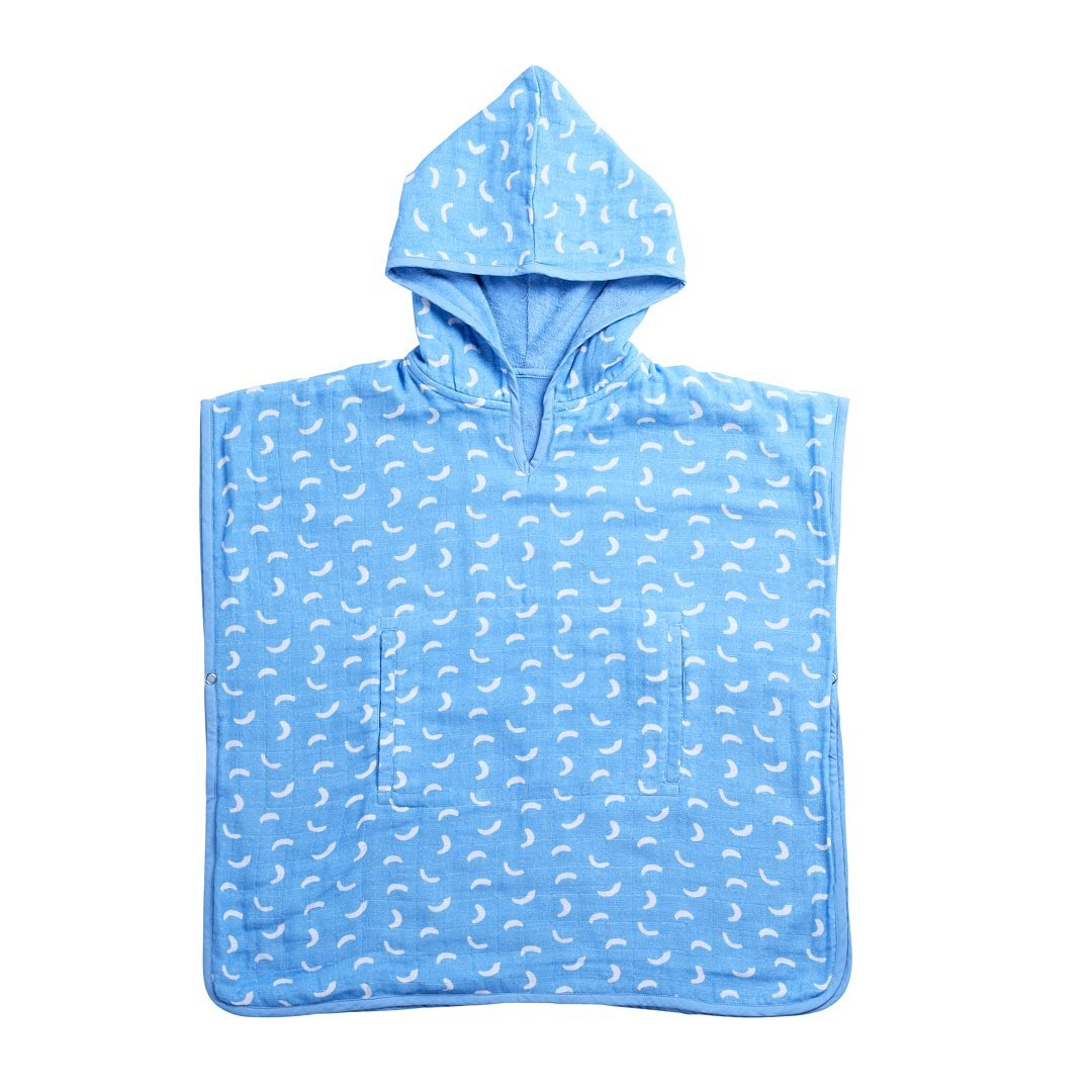 Dashes Hooded Towel