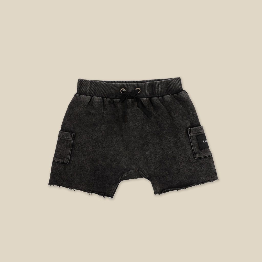 Essential Shorts (Acid Wash)