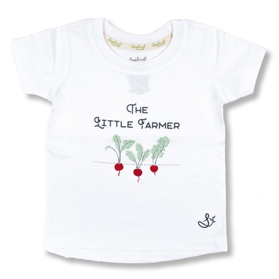 Little Farmer Tee