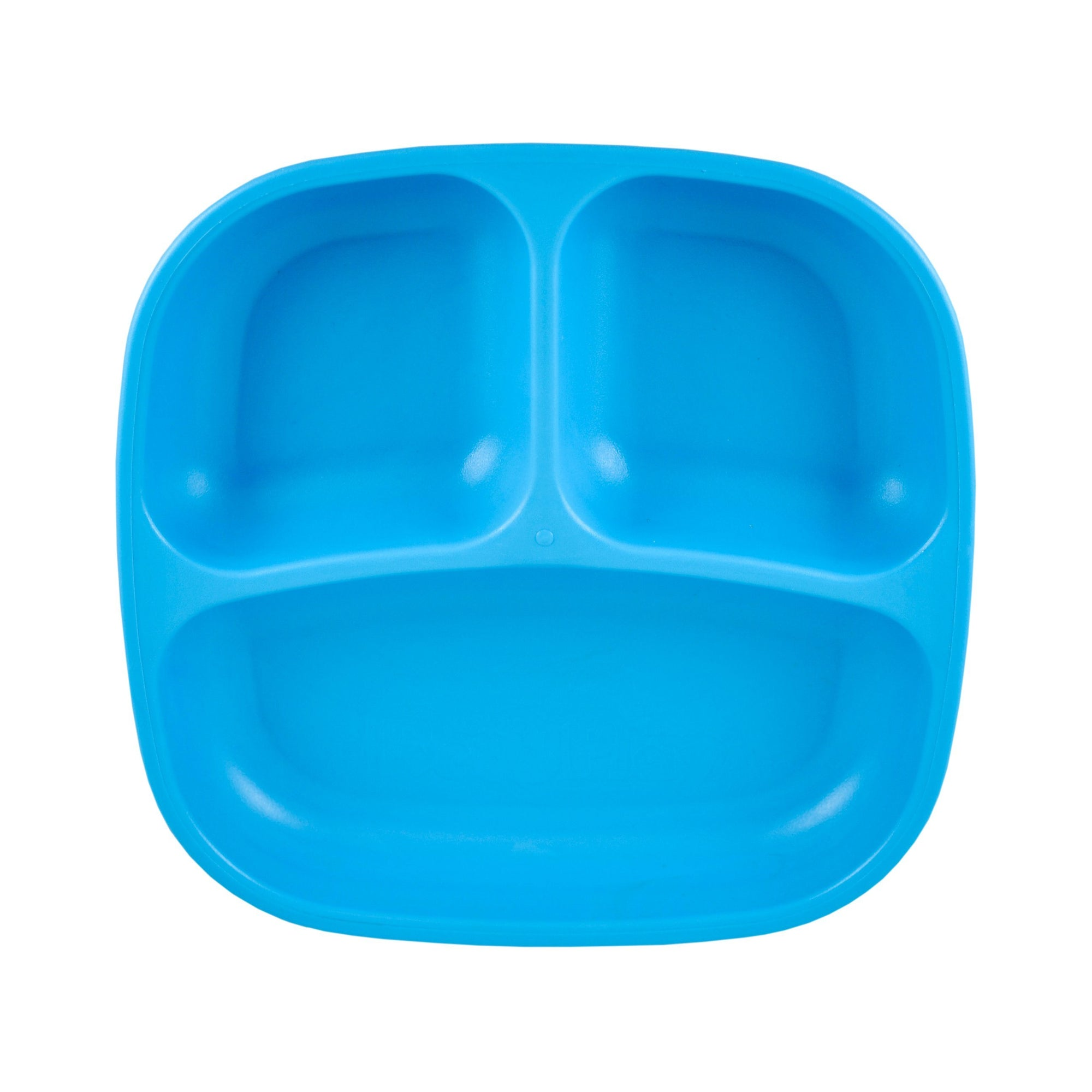 Divided Plate (Sky Blue)