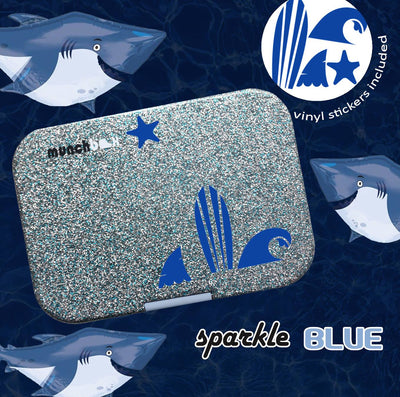 Mega4 Sparkle (Blue)