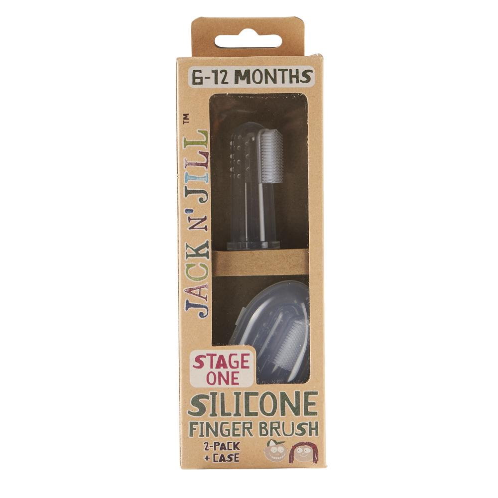 Silicone Finger Brush (2 Pack)
