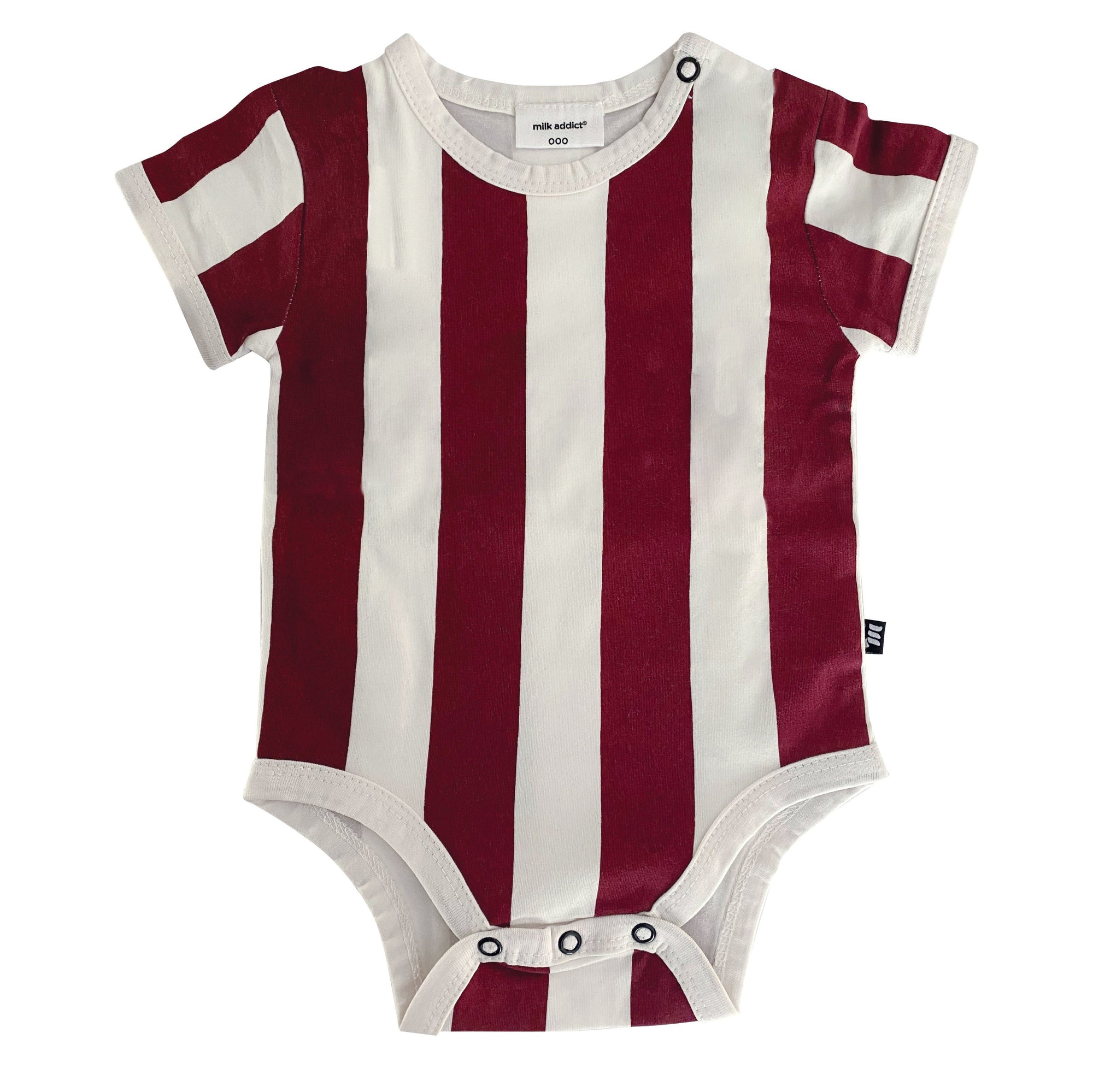 Rust Stripe Bodysuit