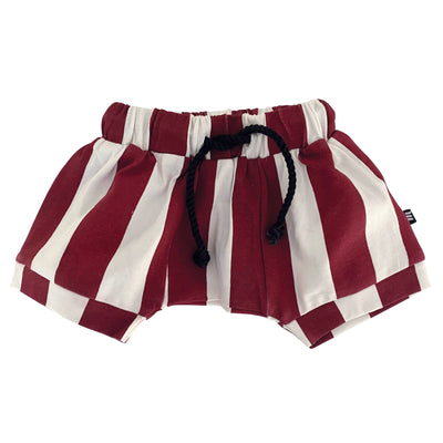 Stripe Baggy Shorts