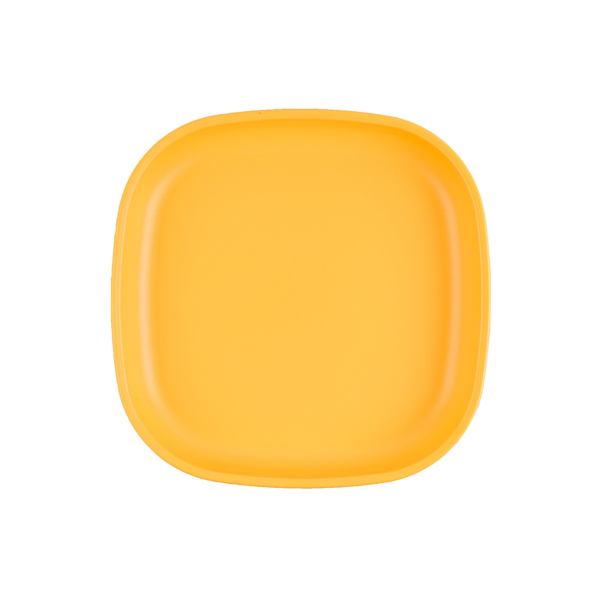 Large Flat Plate (Sunny Yellow)