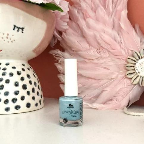 Water Based Peelable Nail Polish (Teal)
