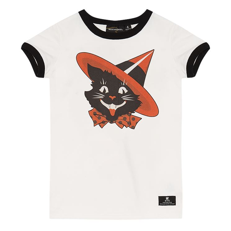 Be Witched Ringer Tee