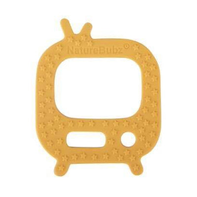 Retro TV Teether (5 Colours)