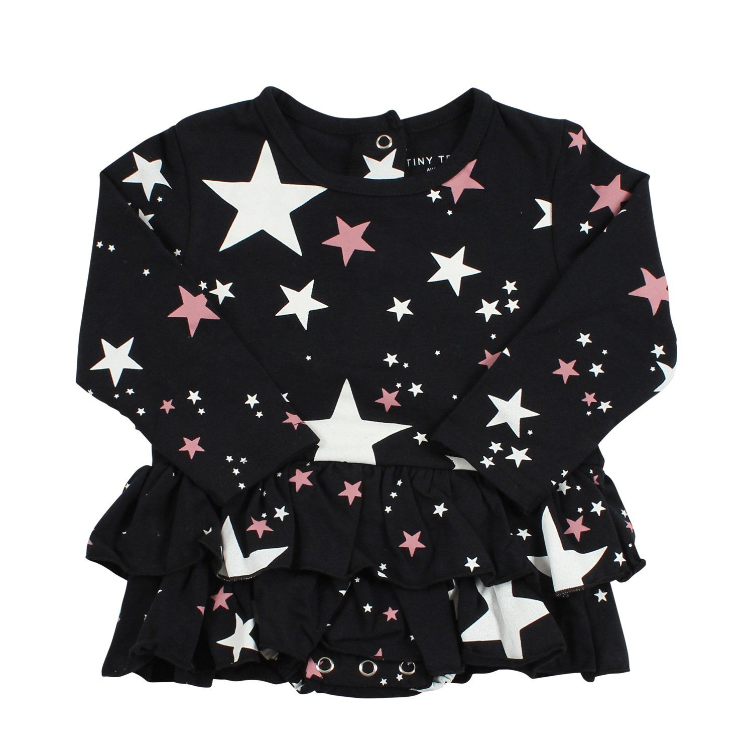 Star Frill Snapsuit