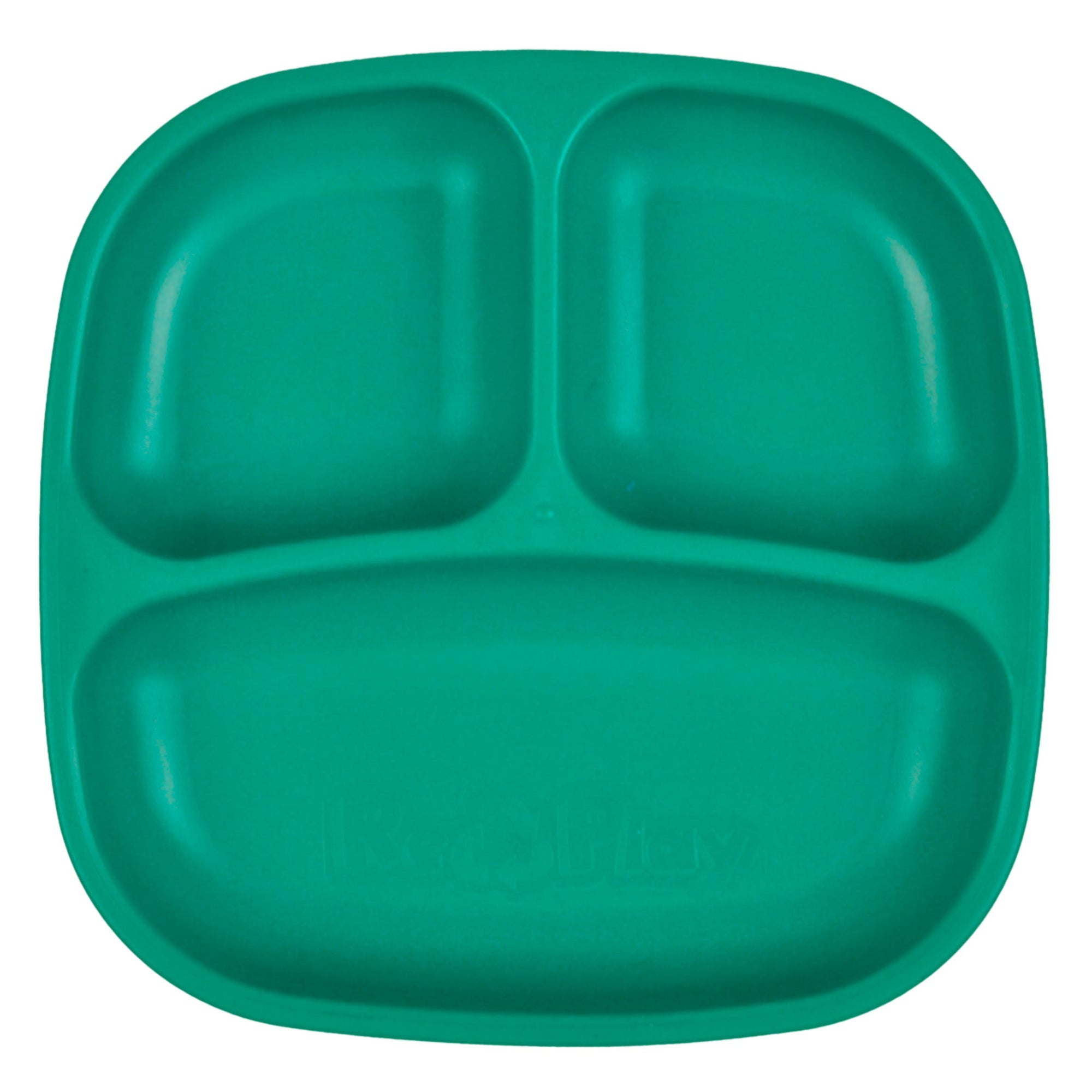 Divided Plate (Teal)