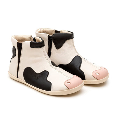Little Moo (Tapioca/Black)