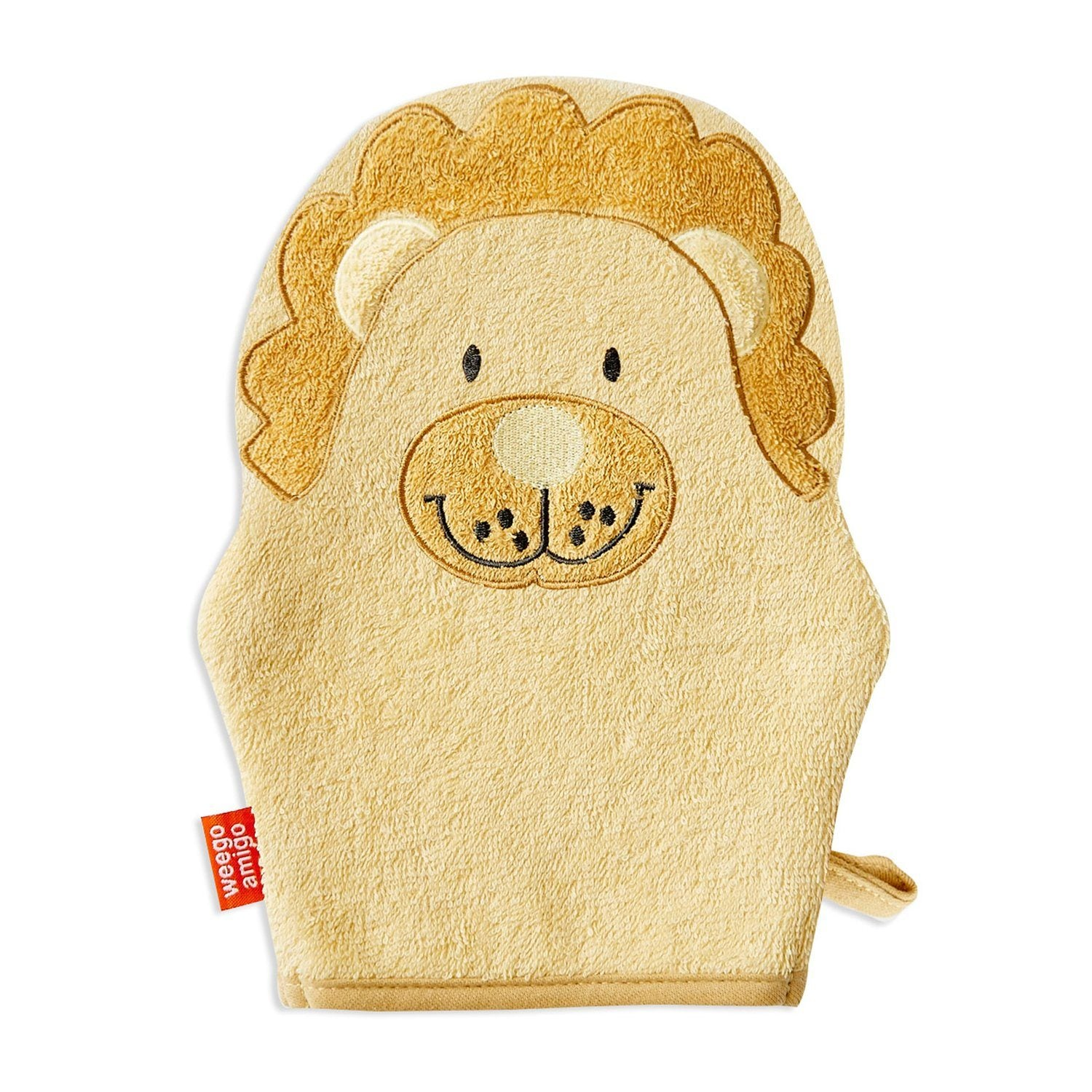 Bath Mitt (Lion)