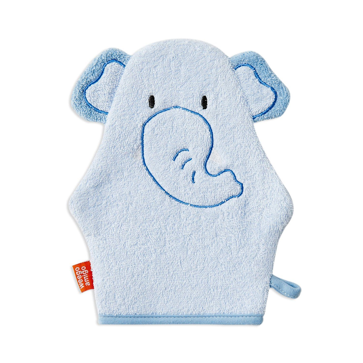Bath Mitt (Elephant)