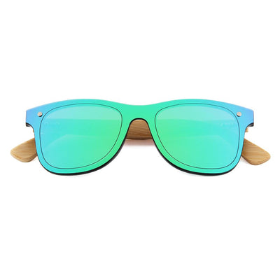Connor Sunglasses (Metallic Blue)