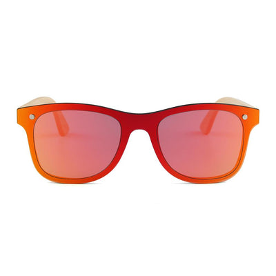 Connor Sunglasses (Metallic Orange)