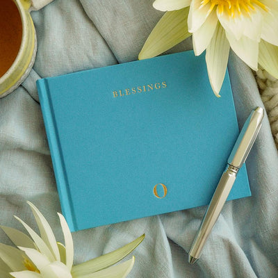 Oprah x Write to Me Blessings Journal