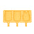 Frosties Icy Pole Mould (Yellow)